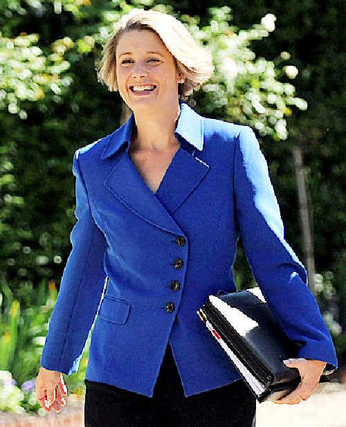 NSW Premier Kristina Keneally