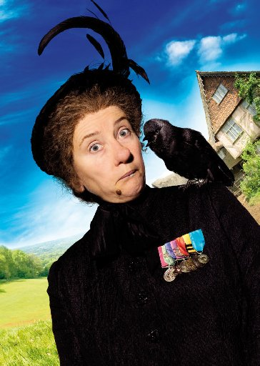 Emma Thompson returns to the role of Nanny McPhee.