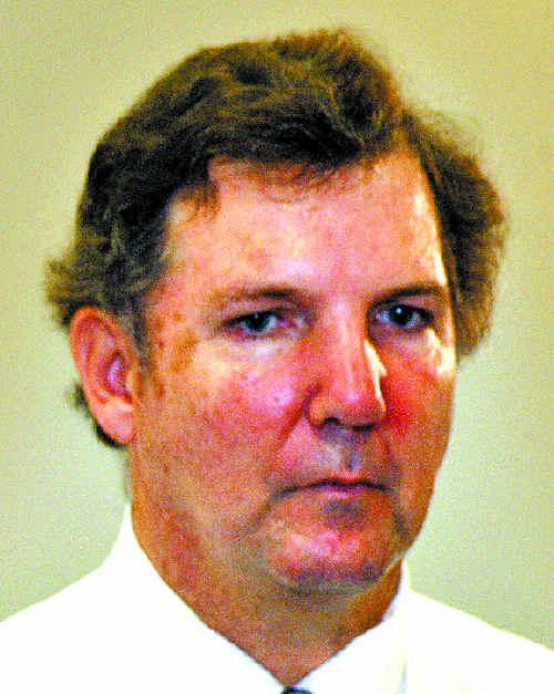 North Coast Area Health Service chief executive Chris Crawford.
