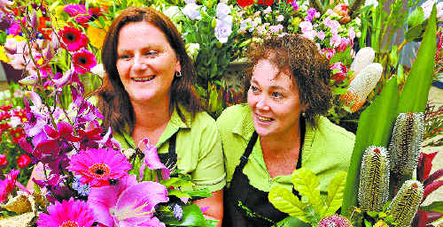 Johanna Byrne and Jeanette Clewett did Coffs Harbour proud.