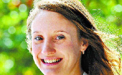 Coffs Harbour Showgirl entrant Kate Brooke.
