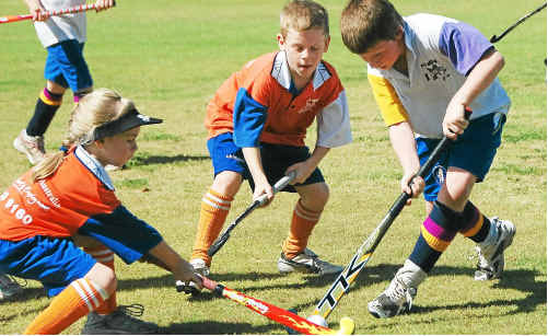 Season opener: The Gympie hockey season gets underway this weekend at Ramsay Park, with teams expected to face some stiff competition.