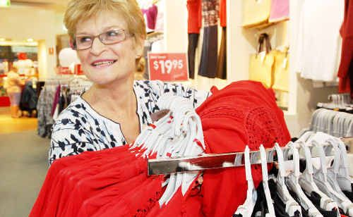 Miller's Fashion manager Shona Rosser is looking forward to Sunday trading and said her store would be involved, regardless of Mount Pleasant Shopping Centre's opening hours. Mackay is counting down to seven-day shopping, which comes into effect on May 16.
