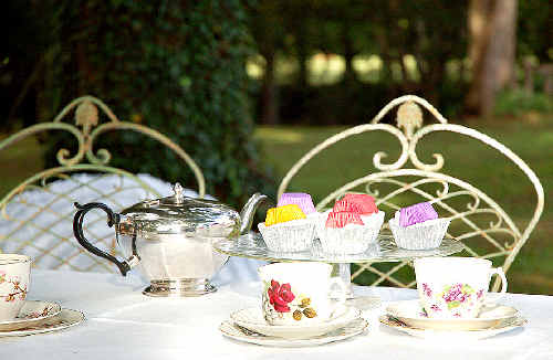 Fundraiser: It's high time for High Tea in Bellingen tomorrow.