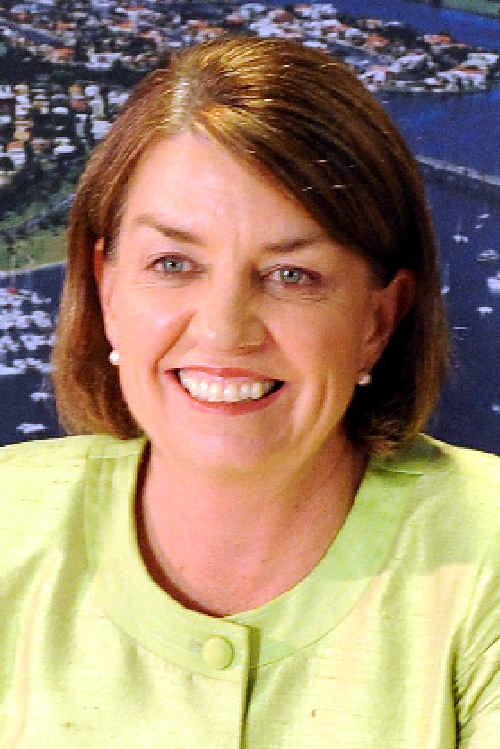 Anna Bligh