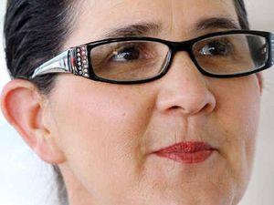Dr Joan Chamberlain.