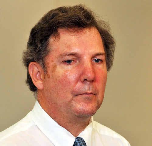 NCAHS CEO Chris Crawford.