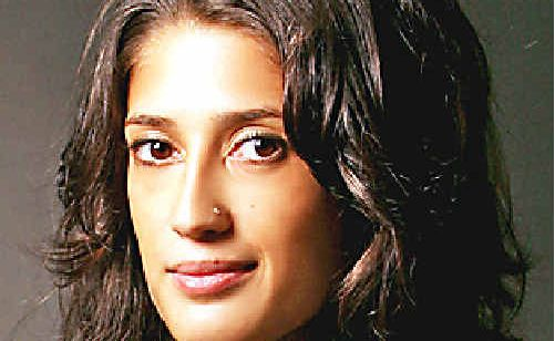 Fatima Bhutto is a journo from Pakistan and she'll be at the Byron Writers Fest in August.