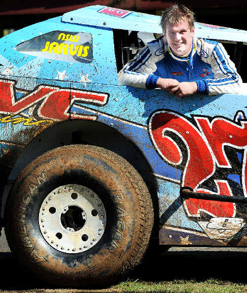 Local racer Allan Jarvis will be in among a quality field at Lismore Speedway tonight.