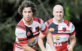 Coffs Rugby Breakers' flyhalf Brendan Robins is a strong tip for the MNC Rugby team.
