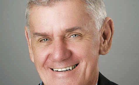 Warwick Chamber of Commerce president  John Randall.