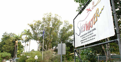 Reprieve: The Shearwater Steiner School at Mullumbimby has been given three weeks to show it remains viable.