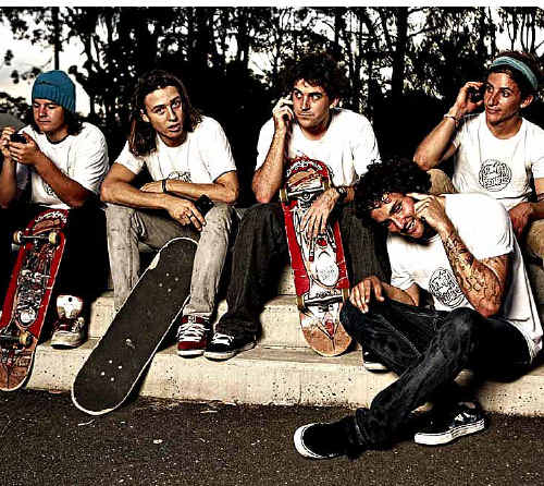 TRICKS-A-TREAT: Don't miss Drawing Boards, a team of young professional skateboarders performing at the Gympie Show.