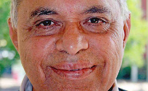 Pradeep Shah is happy to be an Australian citizen.