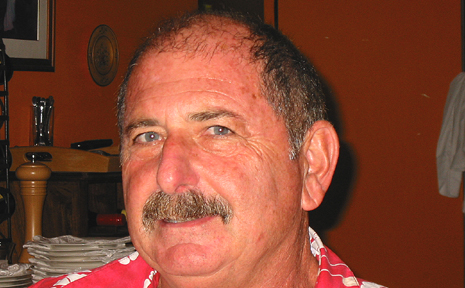A memorial service for Peter 'Trader Pete' Phillips will be held on May 22 at the Hamilton Island Yacht Club.