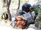 Don't climb the mountain: police