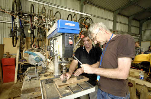 Woolgoolga's Men's Shed has been forced to cease operations.