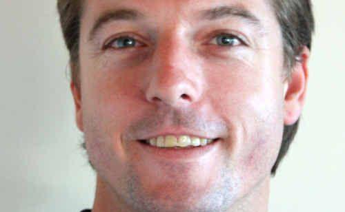 Page Greens candidate Jeff Johnson.