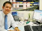 Gladstone businessman Sothertons Chartered Accountants Steven Marsten.