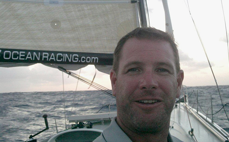 Solo sailor Ian Thomson's world record attempt to circumnavigate Australia has got off to a good start and he is currently above the Northern Territory.