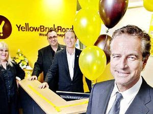 YOU'RE FIRED: Mark Bouris sacks Yellow Brick Road staff