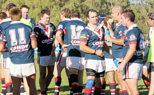 Warwick Cowboys A-grade players have an away game at Gatton tomorrow.
