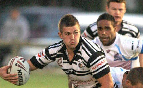 Will Matthews was the Seagulls' best player in the win over Mackay Cutters on Saturday.