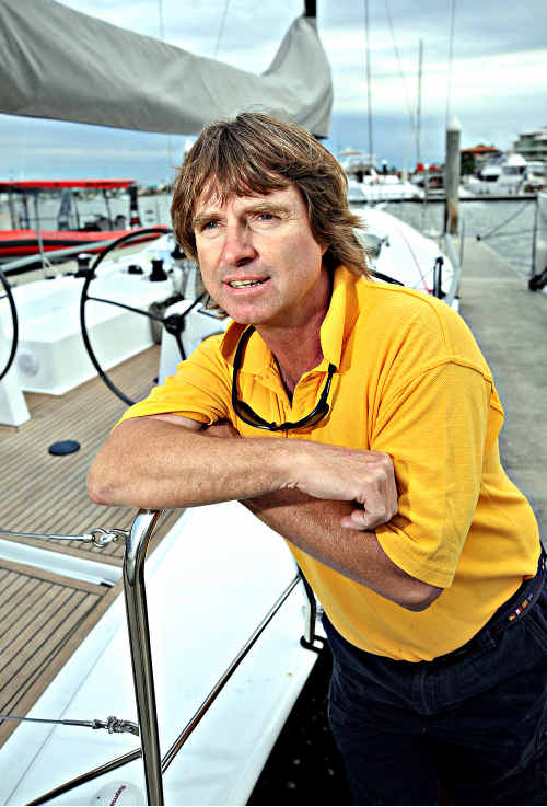 Sunshine Sailing Australia's John Bankart says phones are ringing.