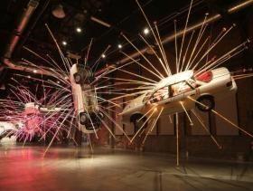 Artwork in the 2010 Biennale of Sydney