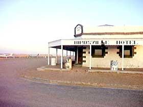 Birdsville Hotel.