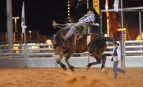 Mount Isa Rotary Rodeo.