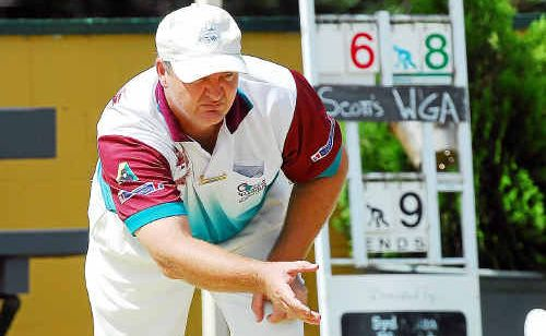 Ex Services bowler Kent Price is gearing up for a pairs showdown against Port City.