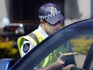 Maryborough woman three times over the limit while driving