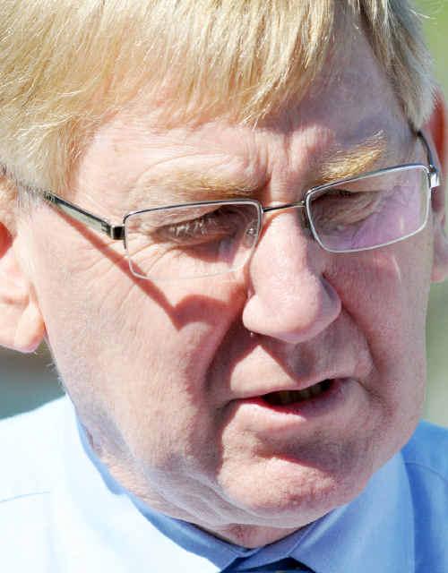 Tourism Minister Martin Ferguson