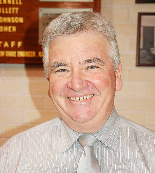 After a four-decade career in local government Bruce Redman is retiring as Nambucca Shire Council's Director of Engineering.