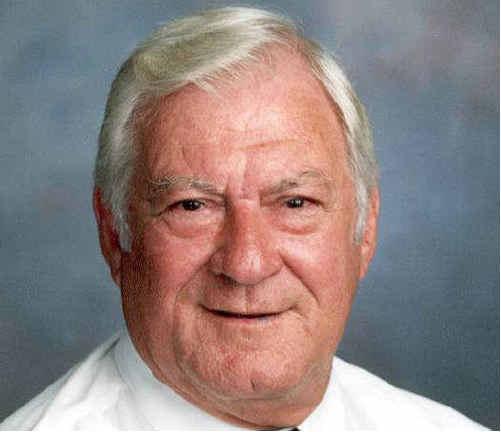 Ex-Cooloola Shire Mayor Mick Venardos.