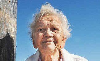 Discrimination must stop: Bundjalung elder Bertha Kapeen.
