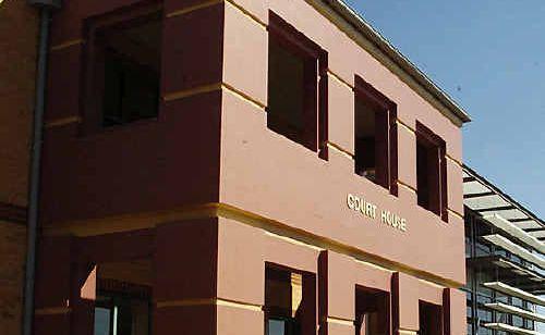 Lismore Courthouse.