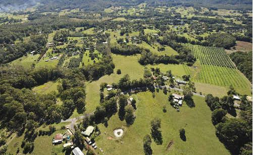 Stage One of Bonville release area covers just over 440ha of land in several parcels up to and including the Bonville Golf Resort.