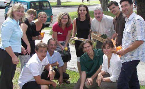 The team behind Northern Rivers Food Links.