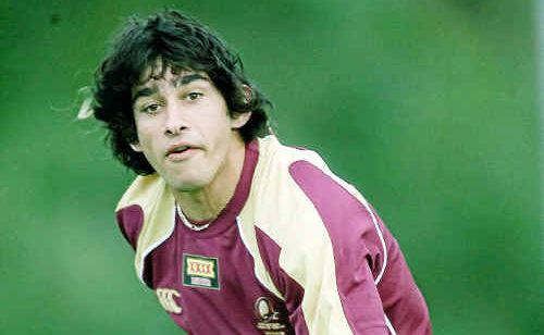 Players like Johnathan Thurston could be heading to Proserpine in June for the Maroons' annual fan day.