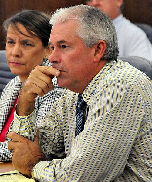 Gympie Regional Councillor Graham Engeman.
