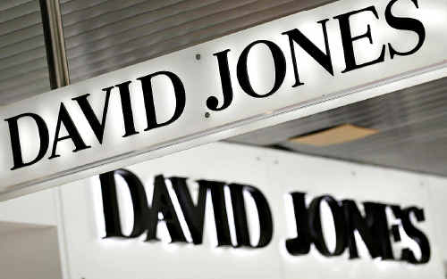 David Jones CEO Mark McInnes has said the store will only open at Sunshine Plaza, or not at all.