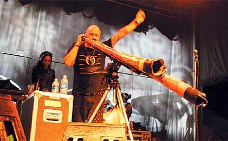 Ganga Giri will headline the SONIC Festival.