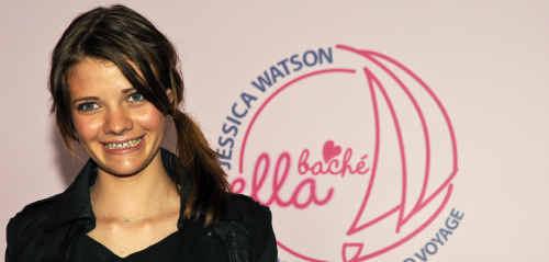 Jessica Watson.