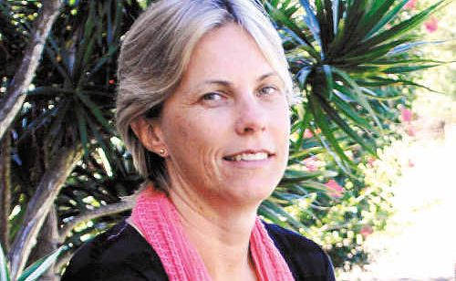 SUPPORT NETWORK: Heartfelt House executive director Vicki Hamilton believes there is a high level of awareness about the issue of child abuse on the Northern Rivers, despite the findings of a national survey indicating widespread public apathy over the issue.