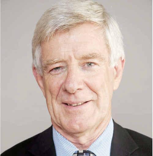 Greens' Wide Bay candidate Jim McDonald.