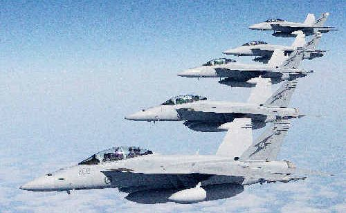 The RAAF is planning to meet the residents of Evans Head to discuss the bombing range to be used by the new F-18 Super Hornets.