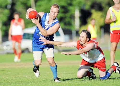 North Coffs midfielder Brad Giri will again represent the AFL North Coast this weekend.