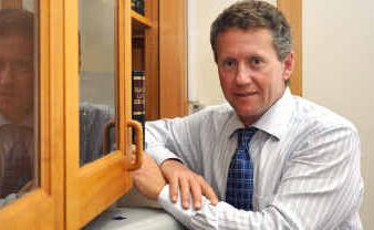 Greg Coombes became a solicitor at the age of 38.
